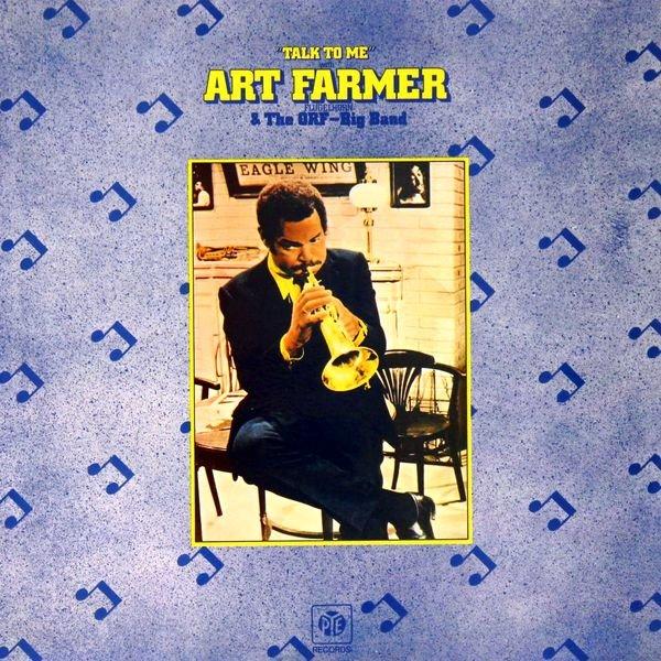 ART FARMER - Art Farmer & The ORF-Big Band : Talk To Me cover