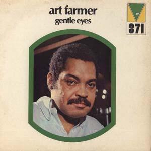 ART FARMER - Gentle Eyes cover