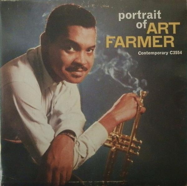 ART FARMER - Portrait of Art Farmer cover