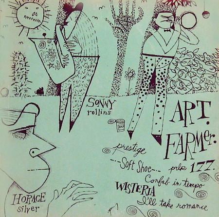 ART FARMER - Art Farmer cover