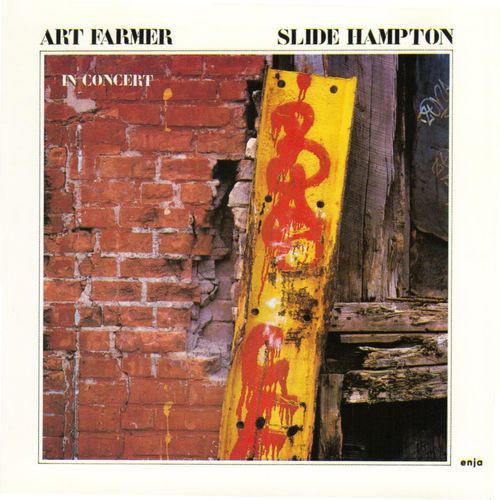 ART FARMER - Art Farmer / Slide Hampton : In Concert cover