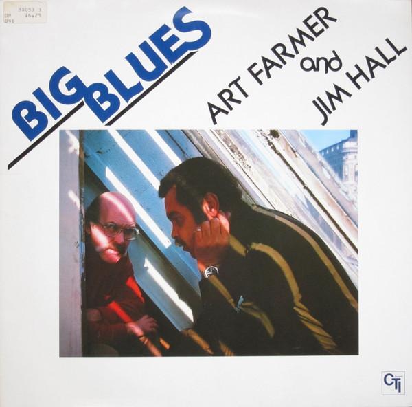 ART FARMER - Big Blues cover