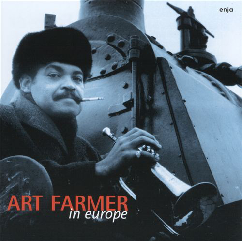 ART FARMER - In Europe cover