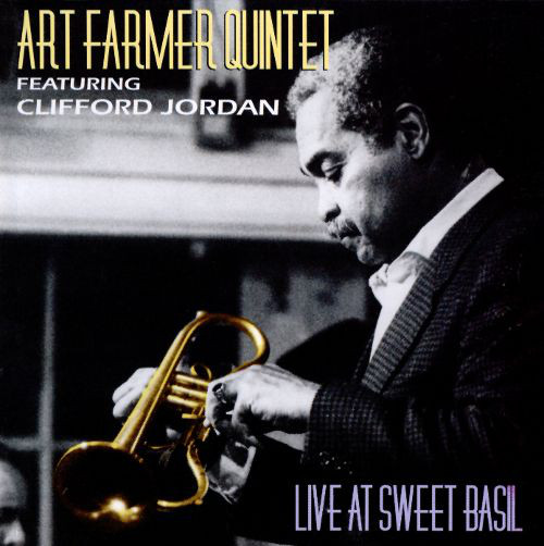 ART FARMER - Live At Sweet Basil cover