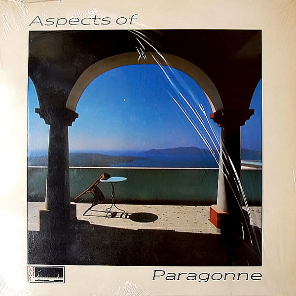 ASPECTS OF PARAGONNE - Aspects Of Paragonne cover