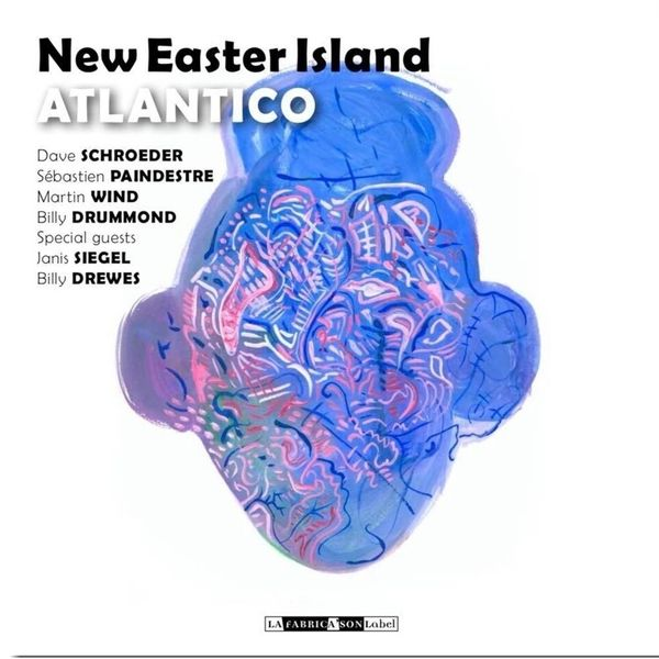 ATLÁNTICO - New Easter Island cover