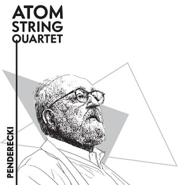 ATOM STRING QUARTET - Penderecki cover
