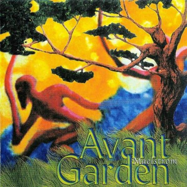 AVANT GARDEN - Maelstrom cover