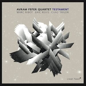 AVRAM FEFER - Avram Fefer Quartet : Testament cover
