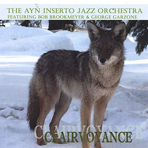 AYN INSERTO JAZZ ORCHESTRA - Clairvoyance - featuring Bob Brookmeyer and George Garzone cover