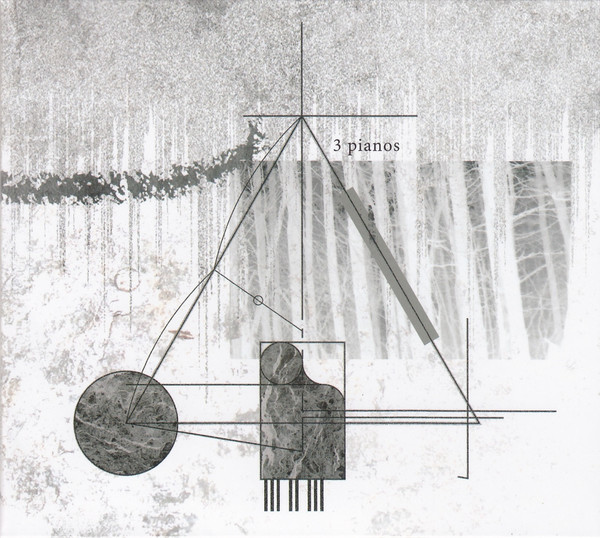 AYUMI TAMAKA - Ayumi Tanaka / Johan Lindvall / Christian Wallumrød : 3 Pianos cover