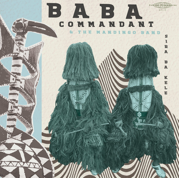 BABA COMMANDANT AND THE MANDINGO BAND - Siri Ba Kele cover
