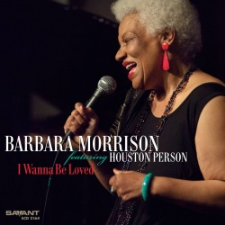 BARBARA MORRISON - I Wanna Be Loved cover