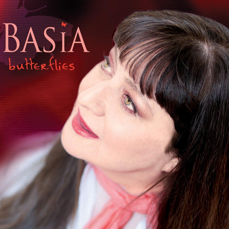 BASIA (BASIA TRZETRZELEWSKA) - Butterflies cover