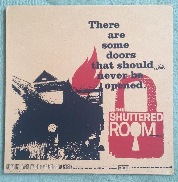 BASIL KIRCHIN - The Shuttered Room cover