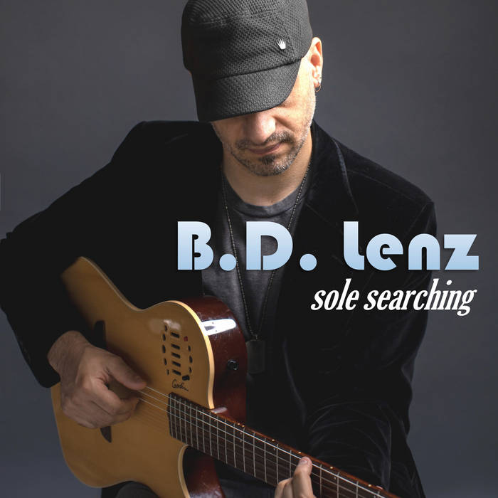 B.D. LENZ - Sole Searching cover