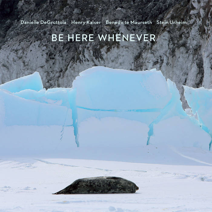 BE HERE WHENEVER - Be Here Whenever cover