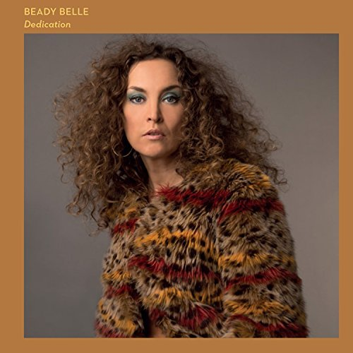 BEADY BELLE - Dedication cover