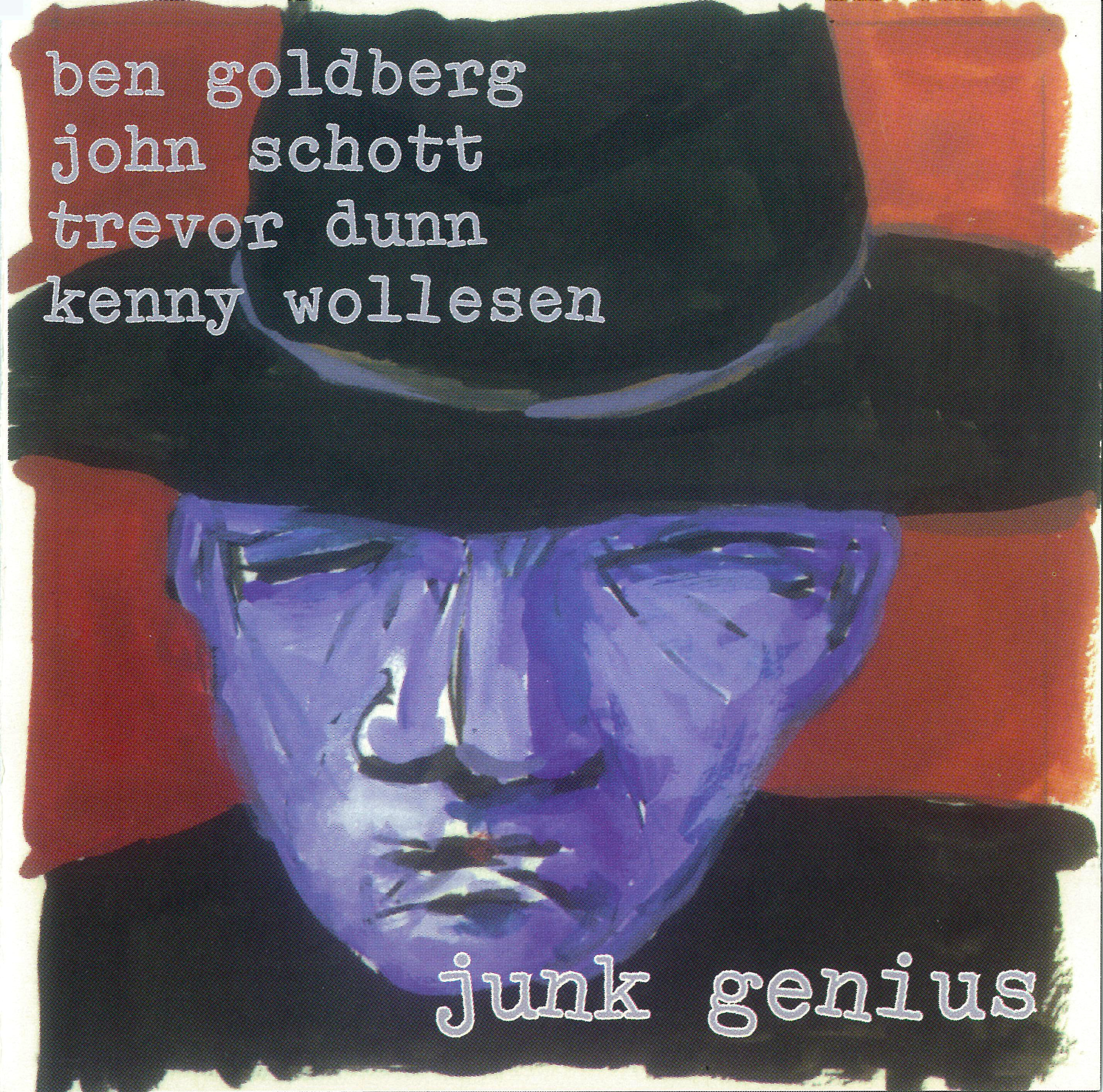 BEN GOLDBERG - Hey, Remember Junk Genius? cover