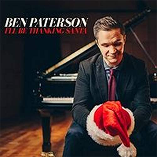 BEN PATERSON (PIANO) - ILl Be Thanking Santa cover