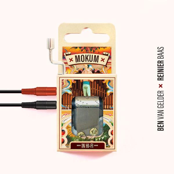 BEN VAN GELDER - Ben Van Gelder & Reiner Baas : Mokum In Hi-Fi cover