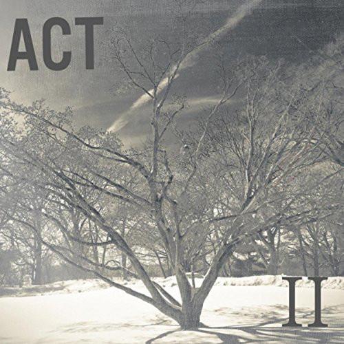BEN WENDEL - Act, Vol. II cover