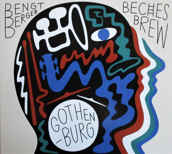 BENGT BERGER - Gothenburg cover