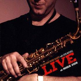BENJAMIN BOONE - Live At Rogue 2008 cover