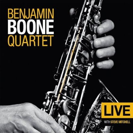 BENJAMIN BOONE - Live with Steve Mitchell cover