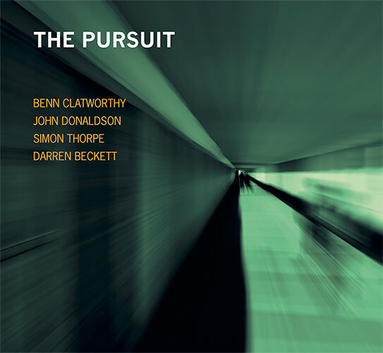 BENN CLATWORTHY - The Pursuit cover