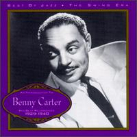 BENNY CARTER - An Introduction to Benny Carter: His Best Recordings 1929-1940 cover