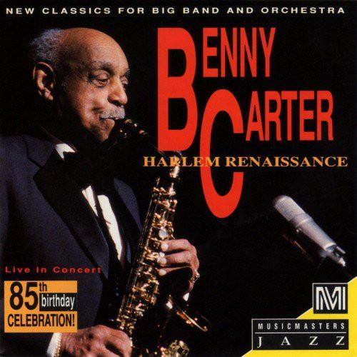 BENNY CARTER - Harlem Renaissance cover