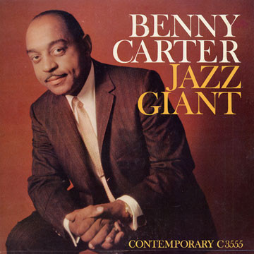 BENNY CARTER - Jazz Giant cover