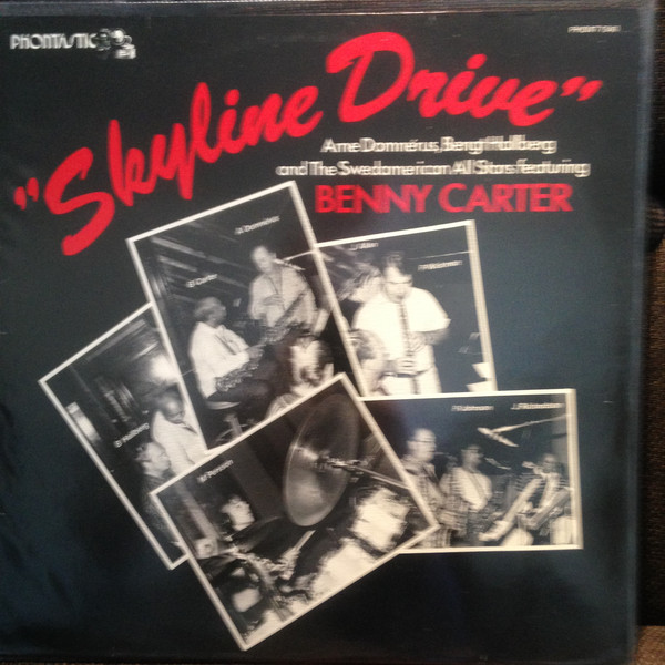 BENNY CARTER - Skyline Drive cover