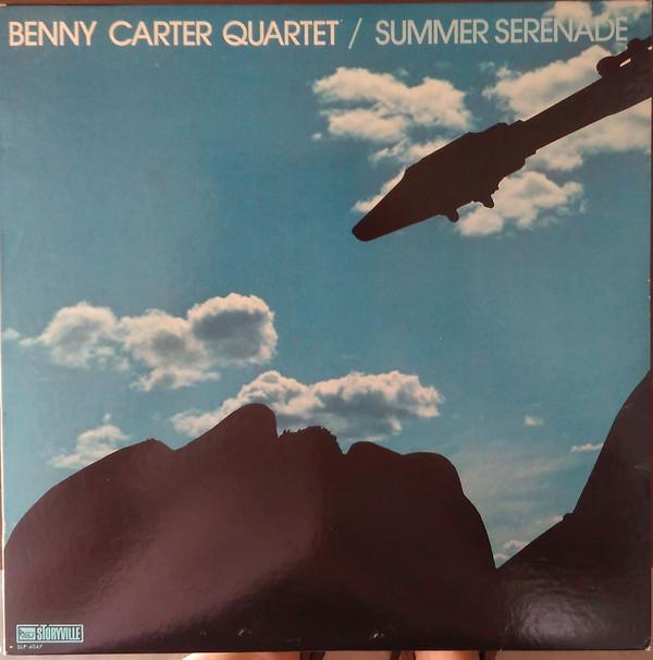 BENNY CARTER - Summer Serenade cover