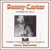 BENNY CARTER - Swinging the Blues cover
