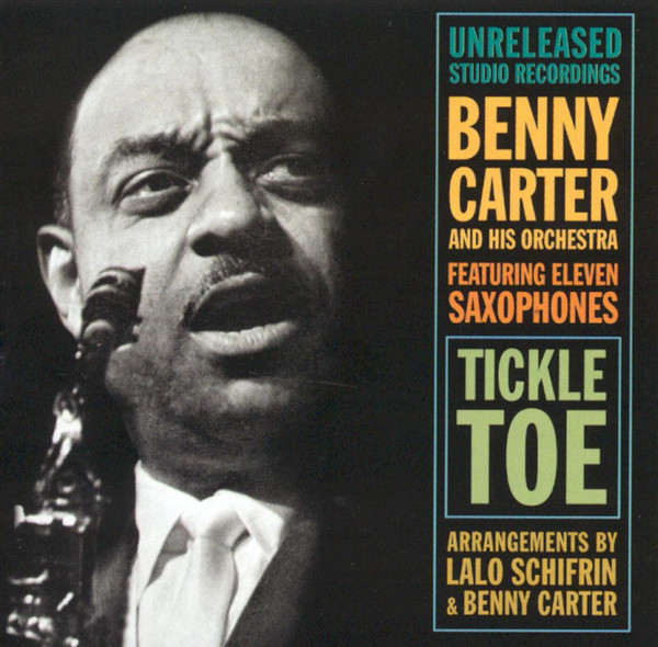 BENNY CARTER - Tickle Toe cover