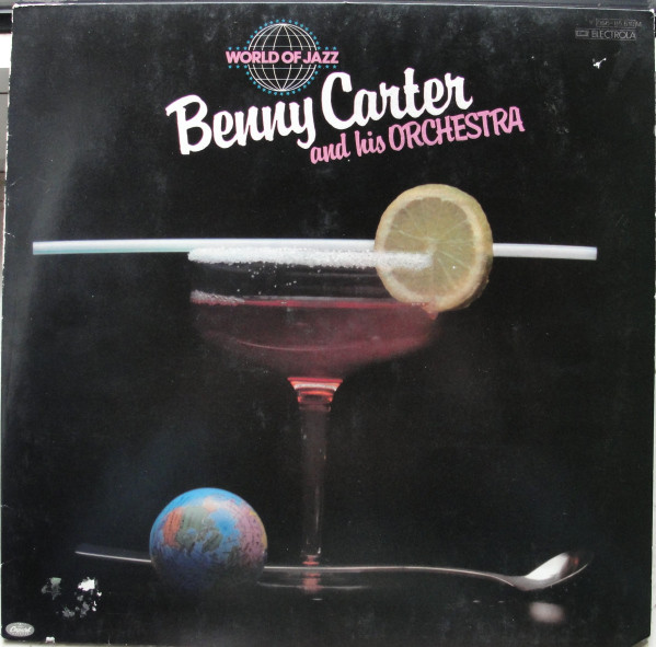 BENNY CARTER - World Of Jazz cover