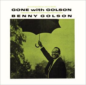 BENNY GOLSON - Gone With Golson cover