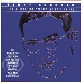 BENNY GOODMAN - Get Rhythm in Your Feet cover