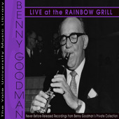 BENNY GOODMAN - Live at the Rainbow Grill '66 and '67, Volume 6 cover