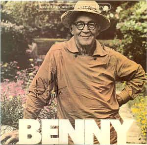 BENNY GOODMAN - Seven Come Eleven cover
