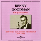 BENNY GOODMAN - The Quintessence cover