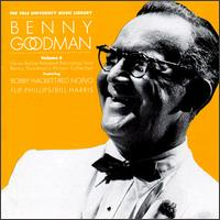 BENNY GOODMAN - The Yale University Music Library, Volume 5 cover