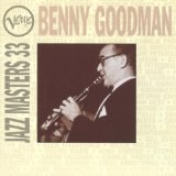 BENNY GOODMAN - Verve Jazz Masters 33 cover