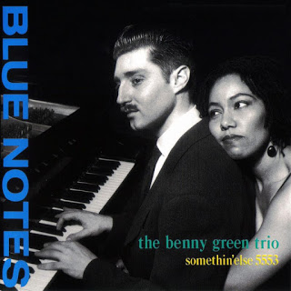 BENNY GREEN (PIANO) - Blue Notes cover