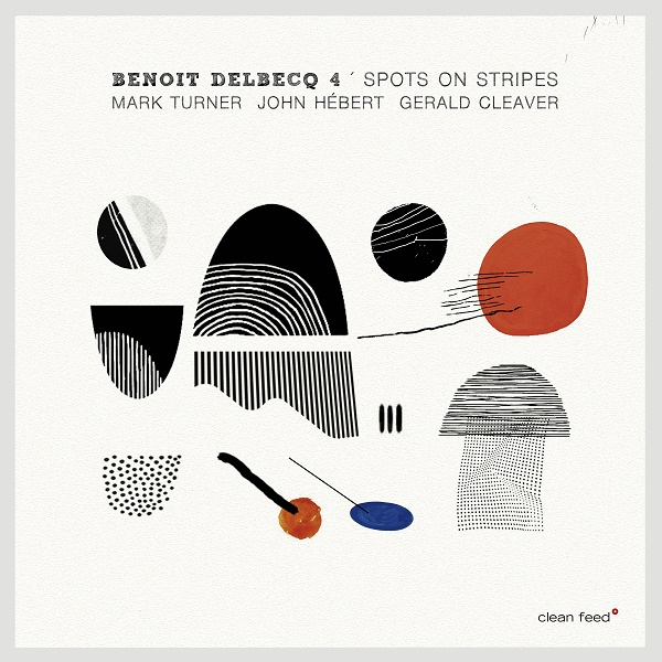 BENOÃŽT DELBECQ - Benoit Delbecq 4 : Spots on Stripes cover