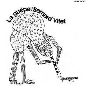 BERNARD VITET - La Guêpe cover