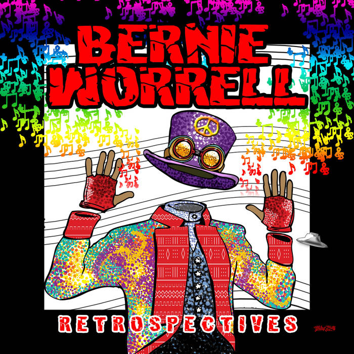 BERNIE WORRELL - Retrospectives cover