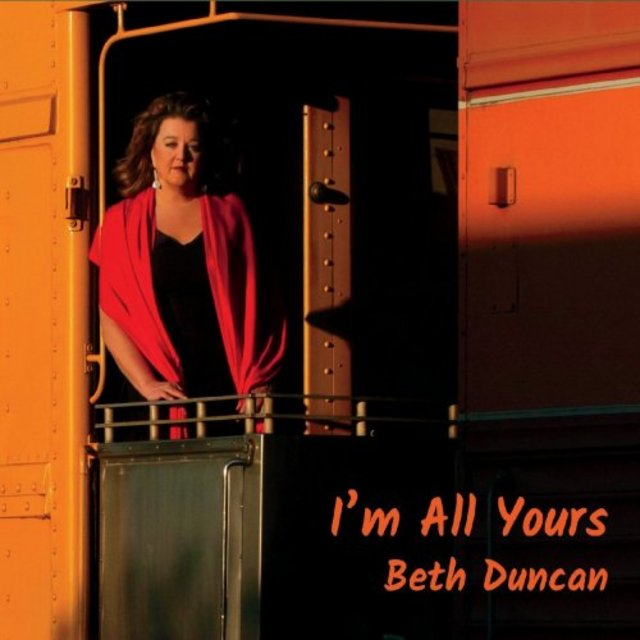 BETH DUNCAN - Im All Yours cover